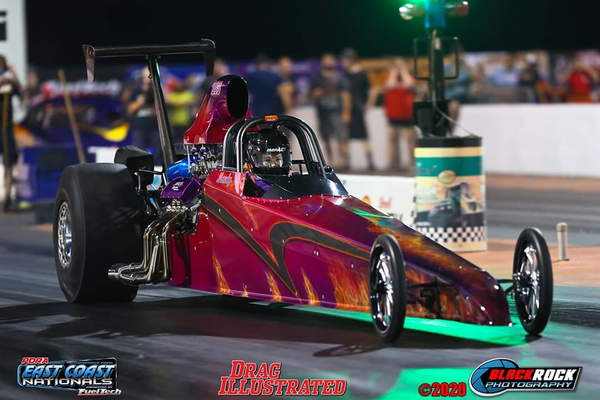 """Beautiful 2011 245"""" RaceTech Top Dragster  for Sale $78,000"""