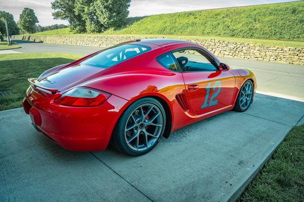 2007 Porsche Cayman Race Car  for Sale $45,000