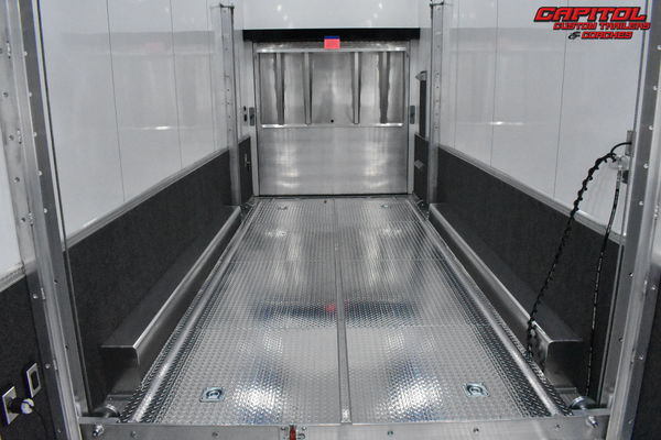 2022 inTech 28' All Aluminum Stacker