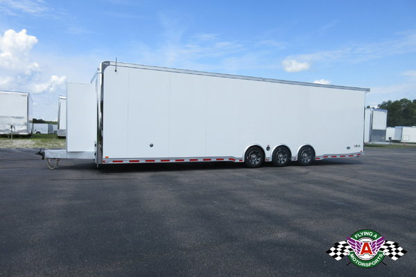 2021 inTech 34' iCon Race Trailer -- ON ORDER!!