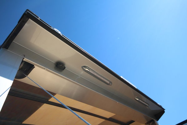 2021 Bravo Star 20ft. w/5,200lb. Axles Enclosed Car Trailer