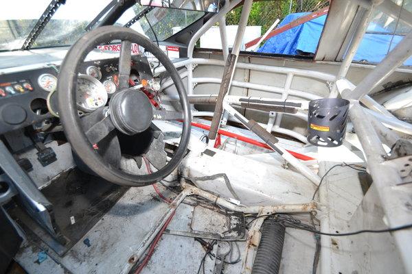 "Former Carl Edwards Roush RK 461 Racecar 105""  for Sale $3,500"