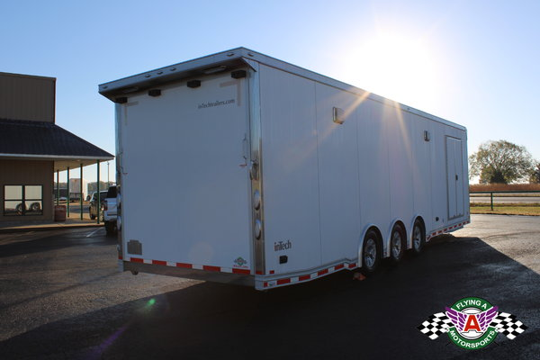 2021 inTech 32' iCon Race Trailer -- ON ORDER! #DUP05009