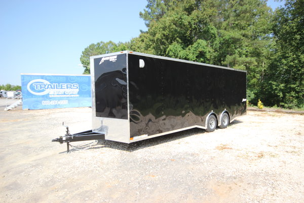 2020 Homesteader Trailers INTREPID 24FT w/ 5,200LB. Axles En
