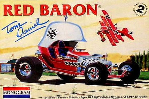 RED BARON SHOW ROD