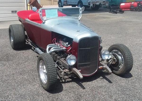1930 CHRYSLER ROADSTER STREET ROD  for Sale $22,900
