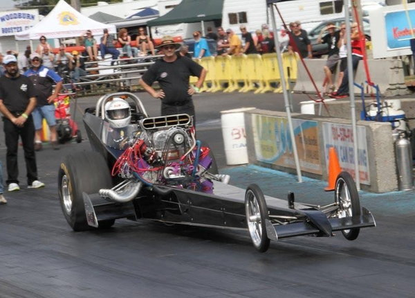 Neal & Parks Nitro FED  for Sale $47,000