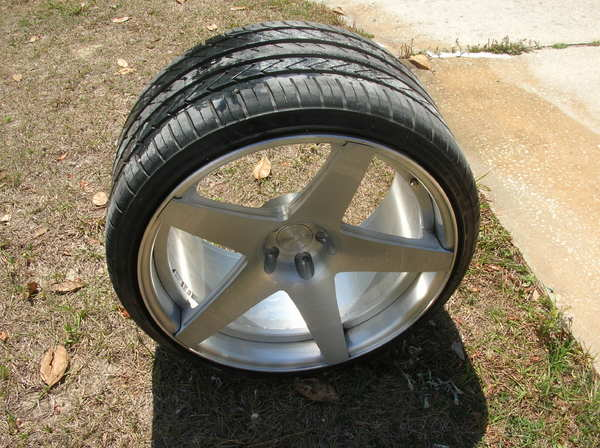 BC FORGED wheels & tires  for Sale $6,500