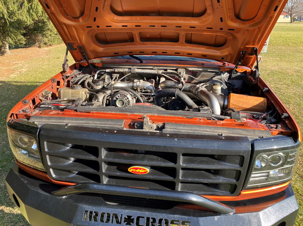 1997 Ford F-250 HD  for Sale $13,500
