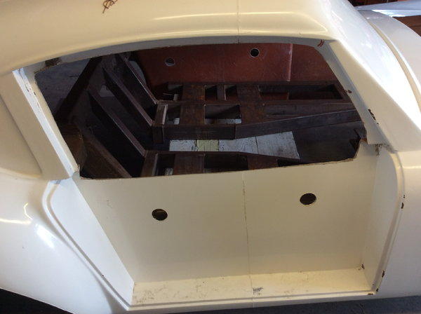 1966 ford cobra coupe kit unfinished  for Sale $12,900