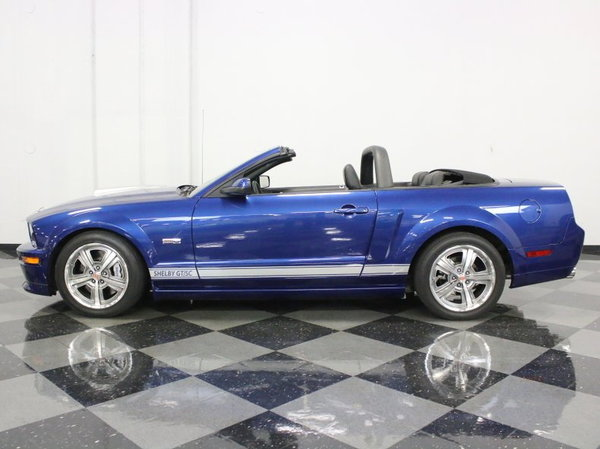 2008 Ford Mustang Shelby Gt Sc For Sale In Fort Worth Tx
