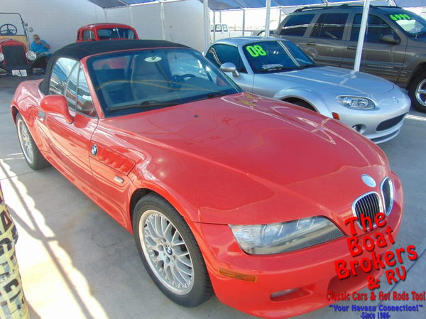 2001  bmw   Z-3 3.01  for Sale $8,995