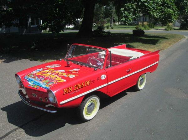 1967 AMPHICAR MODEL 770  for Sale $79,949