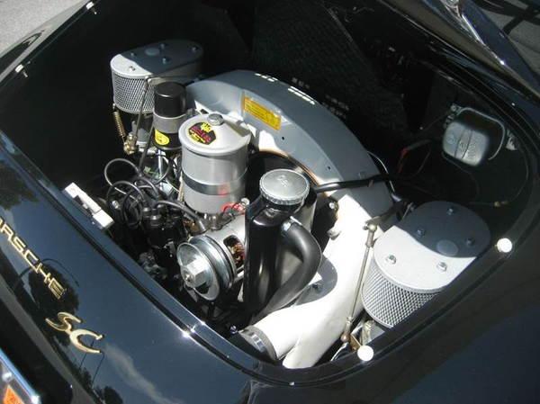1965 Porsche 356 SC  for Sale $325,000