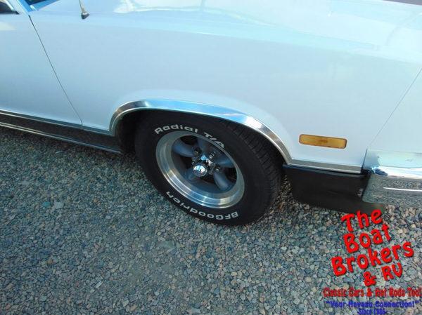 1983  chevy   El Camino  for Sale $14,995