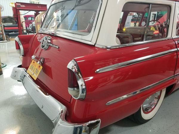 1955 MERCURY WAGON  for Sale $42,000