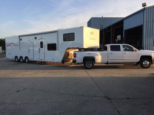 2014 ATC Quest Custom Race Trailer  for Sale $59,999