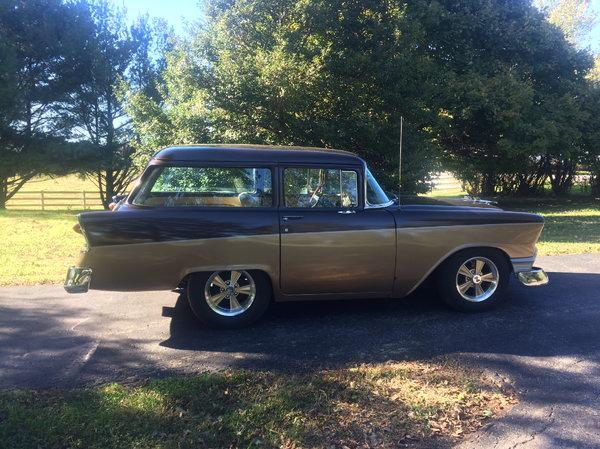 1956 Chevrolet Sedan Delivery for sale in glendale, KY, Price: $18