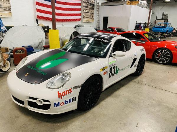 Track Built Porsche Cayman S