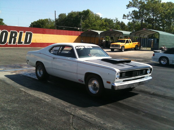 70 Plymouth Duster 340   for Sale $10,000