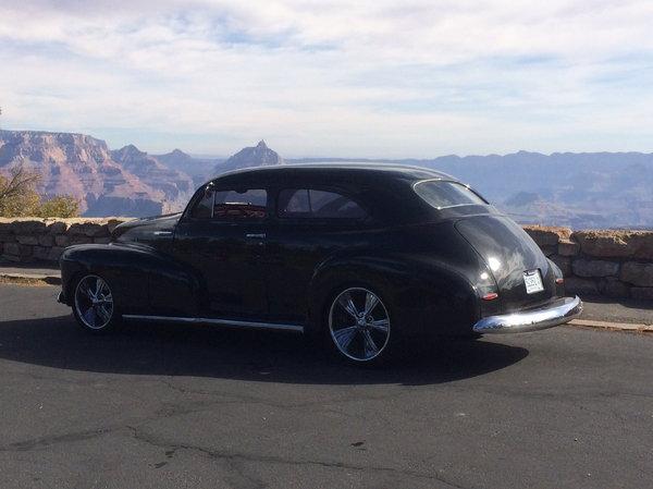 1948 Chevy Chopped Top Street Rod