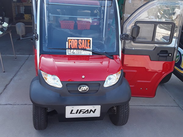 2017 Lifan 100E   for Sale $5,200