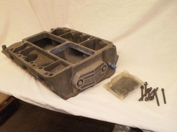 Blower Manifold, 426 Hemi  for Sale $600