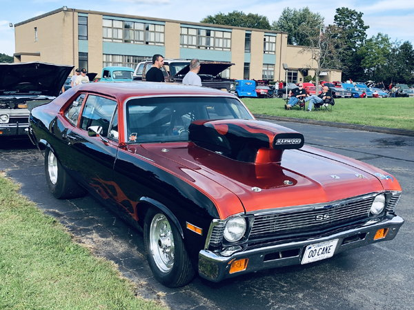 72 NOVA SS  for Sale $42,000