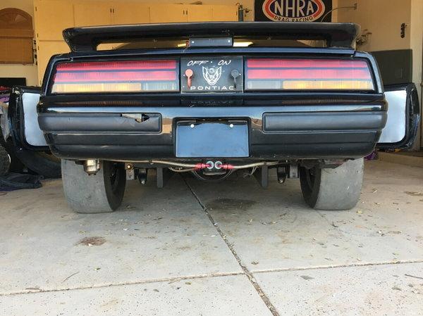 """1987 Firebird Roller 9""""  for Sale $3,500"""