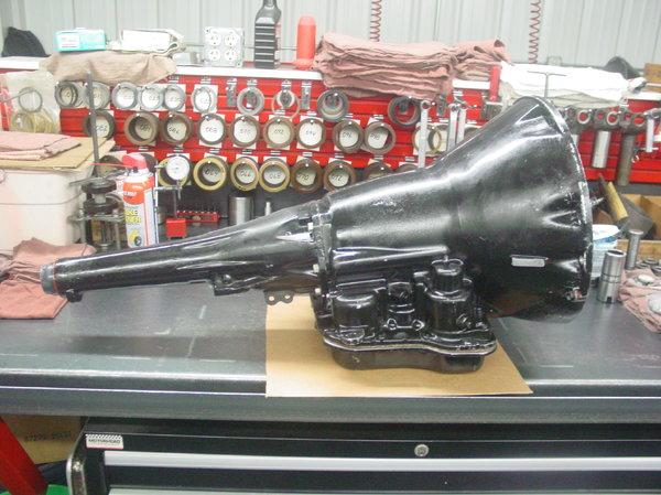 Big-Block Race 727 Transmission  for Sale $4,250