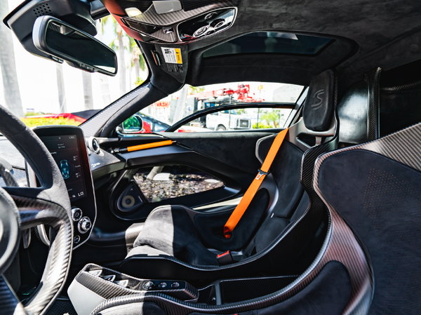 2019 McLaren Senna  for Sale $1,099,000