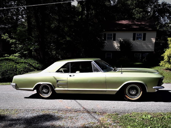 1964 Buick Riviera  for Sale $14,000