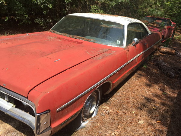 1970 Plymouth Fury  for Sale $3,500