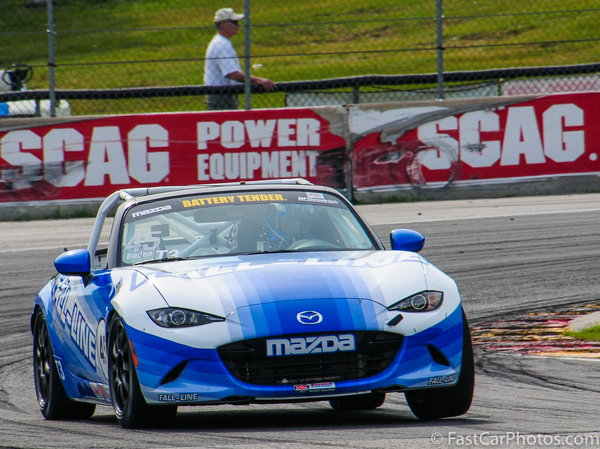Fall-Line Motorsports - 2016 Mazda Global MX-5 Cup SCCA T3  for Sale $37,000