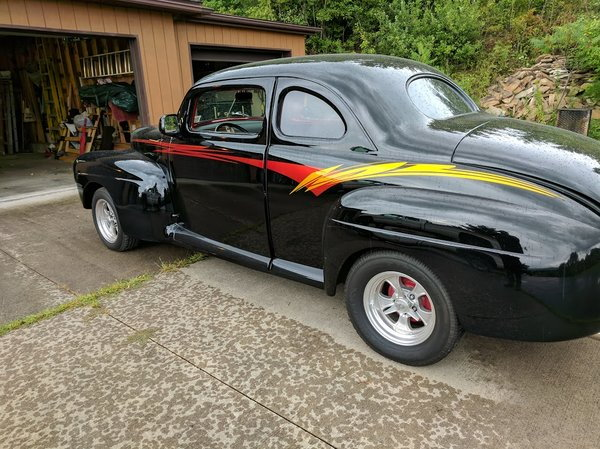 1942 Rare To Find Ford Coupe For Sale In Allegany Ny Racingjunk