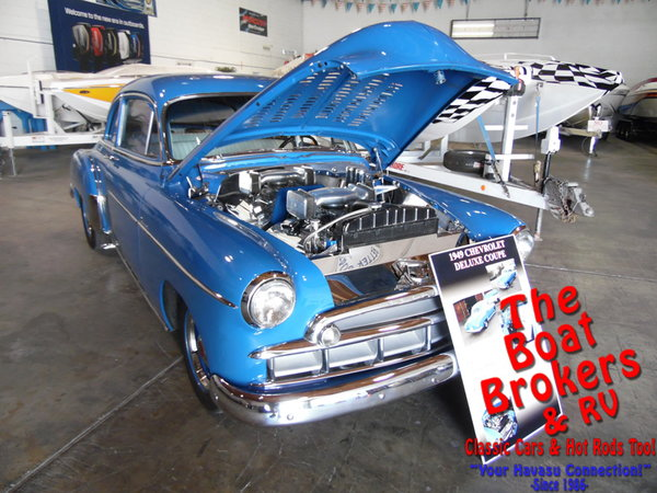 1949  chevy    Deluxe Coupe  for Sale $22,000