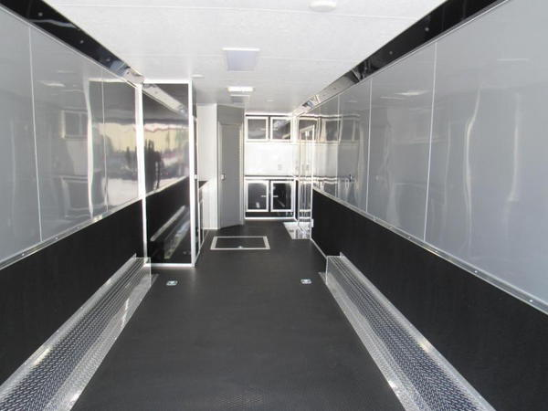 2020  34Ft Pro Stock  Bath Package Race Trailer by Vintage  for Sale $34,999