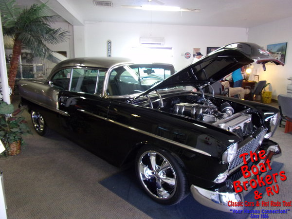 1955  chevy   BEL AIR  for Sale $118,900