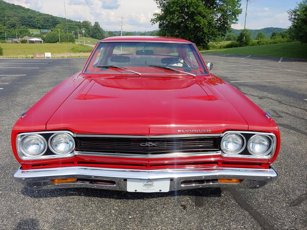 1968 Plymouth GTX  for Sale $53,900