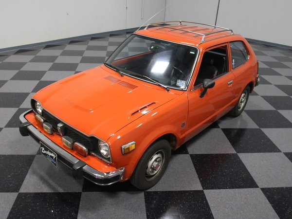 1976 honda civic cvcc for sale in lithia springs georgia racingjunk classifieds. Black Bedroom Furniture Sets. Home Design Ideas