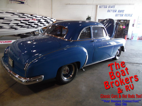1949  chevy    Deluxe Coupe   for Sale $27,995