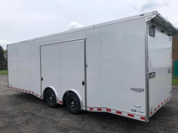 2019 Bravo Trailers Aluminum auto performance 24 Car / Racin  for Sale $0