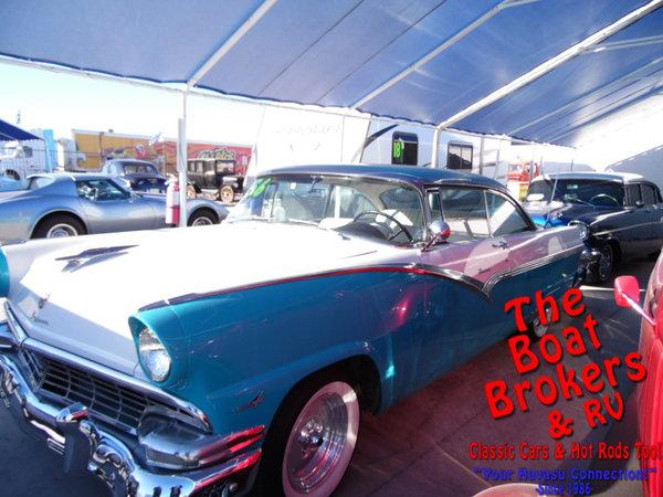 1956  ford   Fairlane Victoria   for Sale $29,900