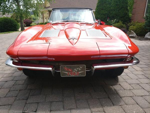 1963 Chevrolet Corvette  for Sale $59,900