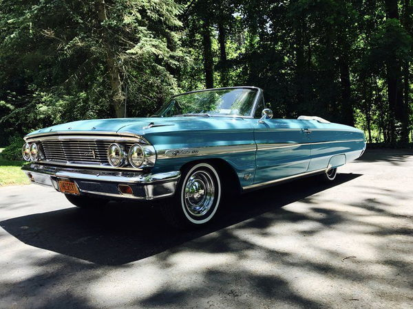 1964 FORD GALAXIE 500  for Sale $29,949