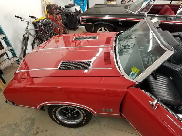1972 OLDSMOBILE 4-4-2  for Sale $44,998