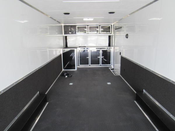 2021 Continental Cargo 30ft Black Out Edition Car / Racing T  for Sale $19,499