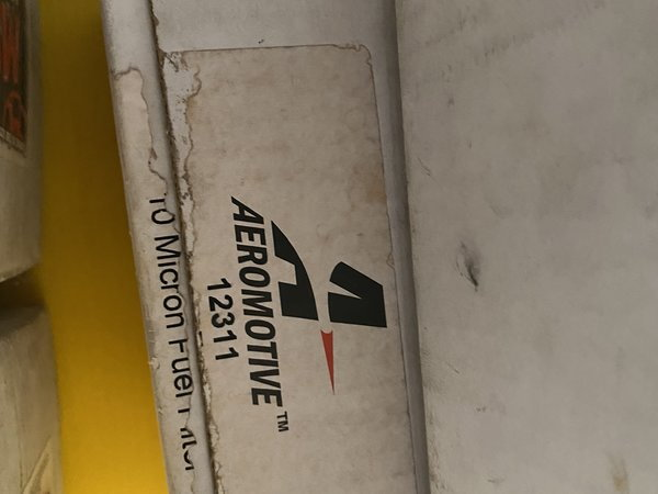 New In Box Aeromotive fuel Pump