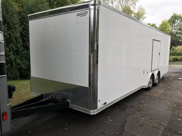 2018 Bravo 28' Enclosed Trailer  for Sale $15,000