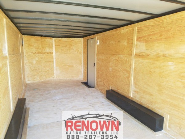 ***NEW*** 8.5X20 Tandem Axle Enclosed Cargo Trailer   for Sale $8,005